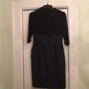 Adrianna Papell evening dress,size 8